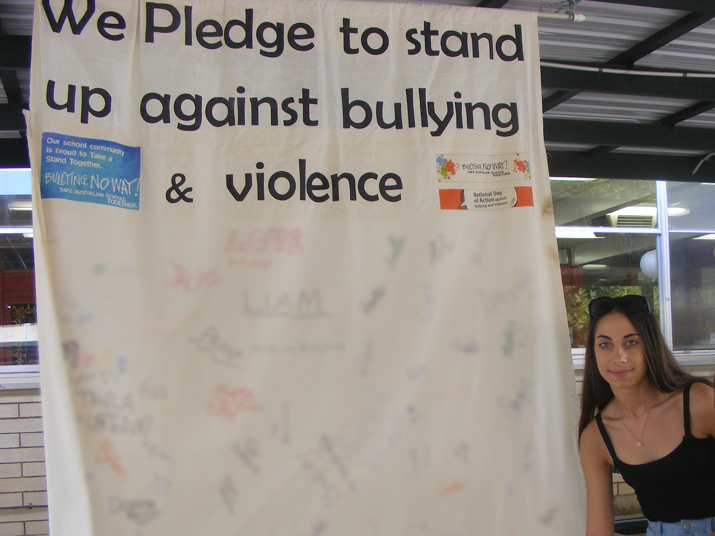 National Day Against Bullying and Violence